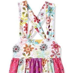 Jelly The Pug Dresses - Jelly The Pug Floral Knot Knit Sundress 2T 3T New